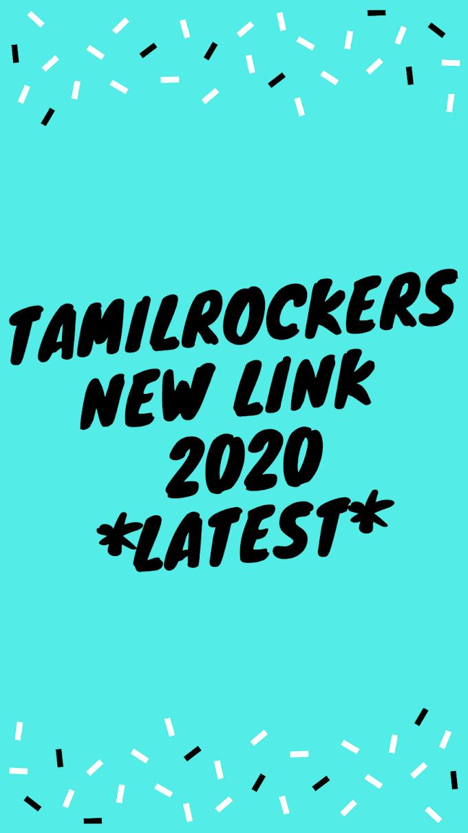 Tamilrockers New Link 2020 - Latest Hindi,Telgu,Tamil Movies