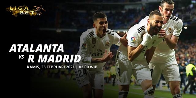PREDIKSI PARLAY ATALANTA VS REAL MADRID