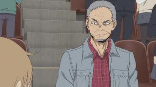 ハイキュー!! アニメ 3期5話 烏養一繋 | Karasuno vs Shiratorizawa | HAIKYU!! Season3