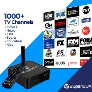 SUPERBOX S1PRO MEILLEURS ANDROID BOX TV