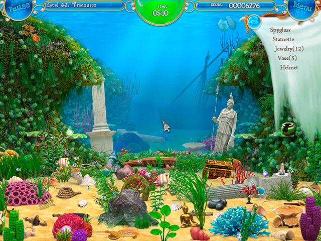 لعبة Mermaid Adventures