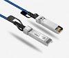 10G SFP+ DAC Cable - Passive SFP Twinax Cooper Cable for Ubiquiti Unifi,Cisco,Netgear,D-Link,Supermicro,Mikrotik Network Device(blue)