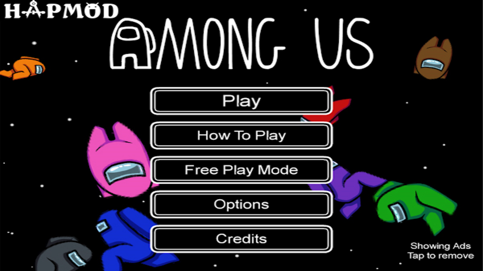 among us signed apk читы