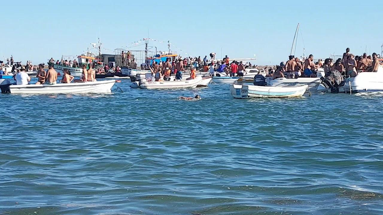 Festa dos Pescadores em Santa Luzia