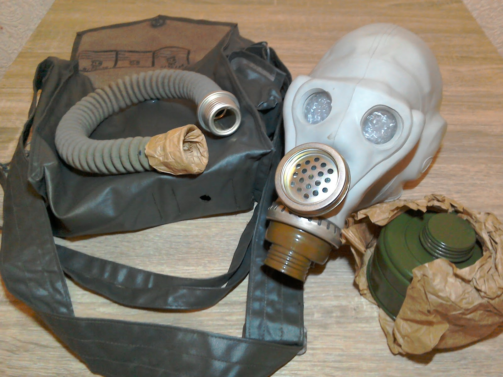 Schms Gas Mask