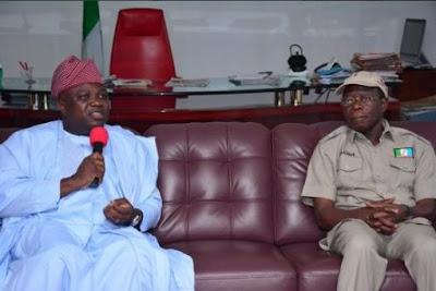 Ambode visits Edo state, lauds Oshiomhole's development strides