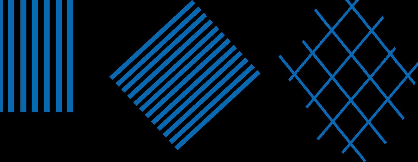diseño azul