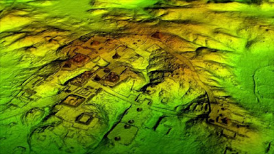 ancient maya civilization found lidar