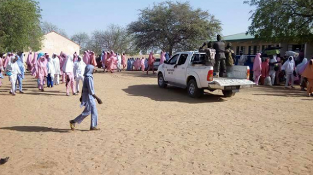 Over 40 students injured as two school girls fight in Yobe.