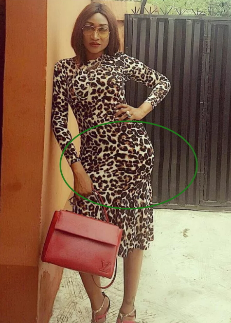 oge okoye photoshopped hips