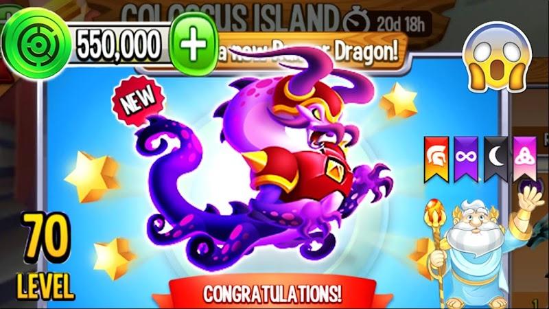 Dragon City Laberinto Corrupto - Hack Dragones