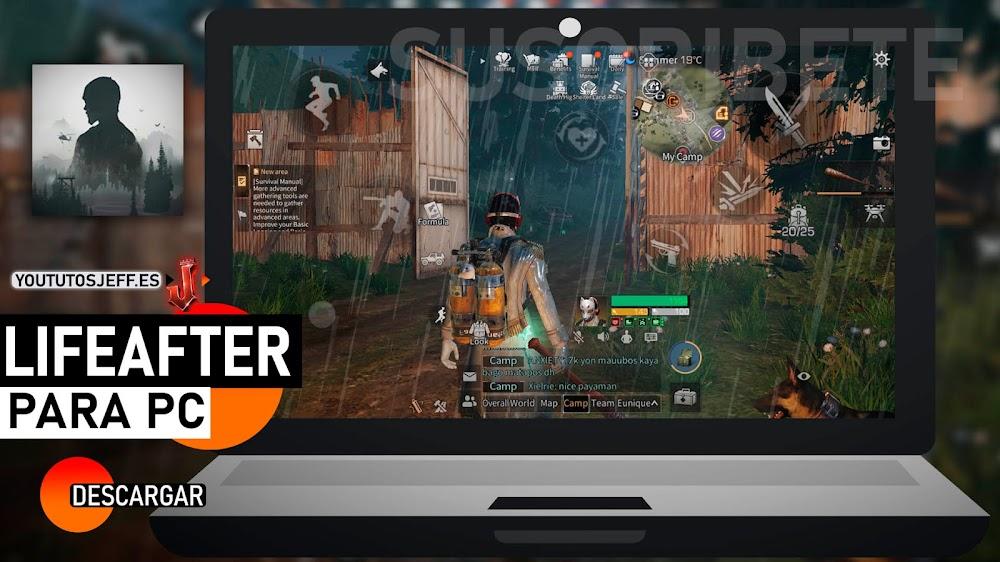 Descargar LifeAfter para PC 2021 SIN LAG