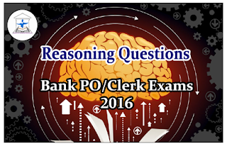 Practice Reasoning Questions (Blood Relations) for Upcoming Bank PO/Clerk Exams 2016