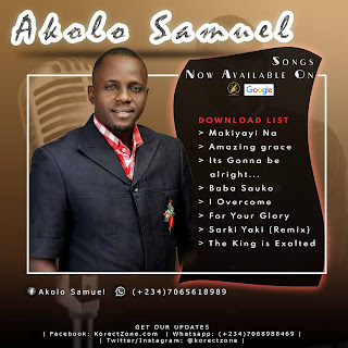 Akolo Samuel Luke - Songs MP3 Download
