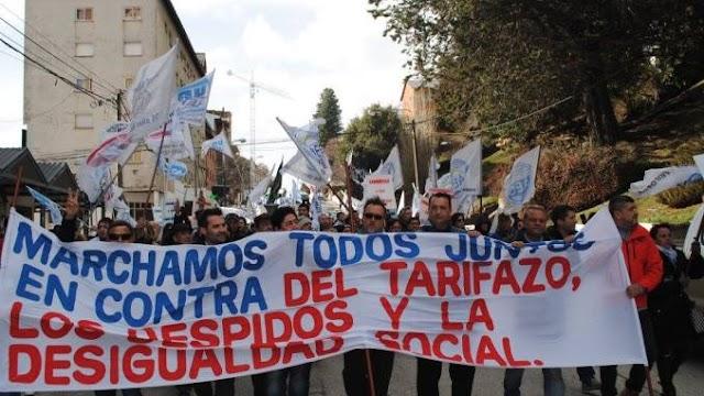 Organizaciones vecinales protestan en el Congreso ¡