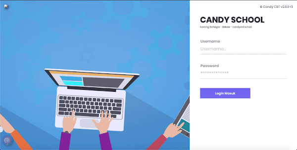 CandyCBT 2.8.r3 Plus E-Learning