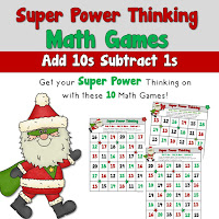 Super Santa Math Games