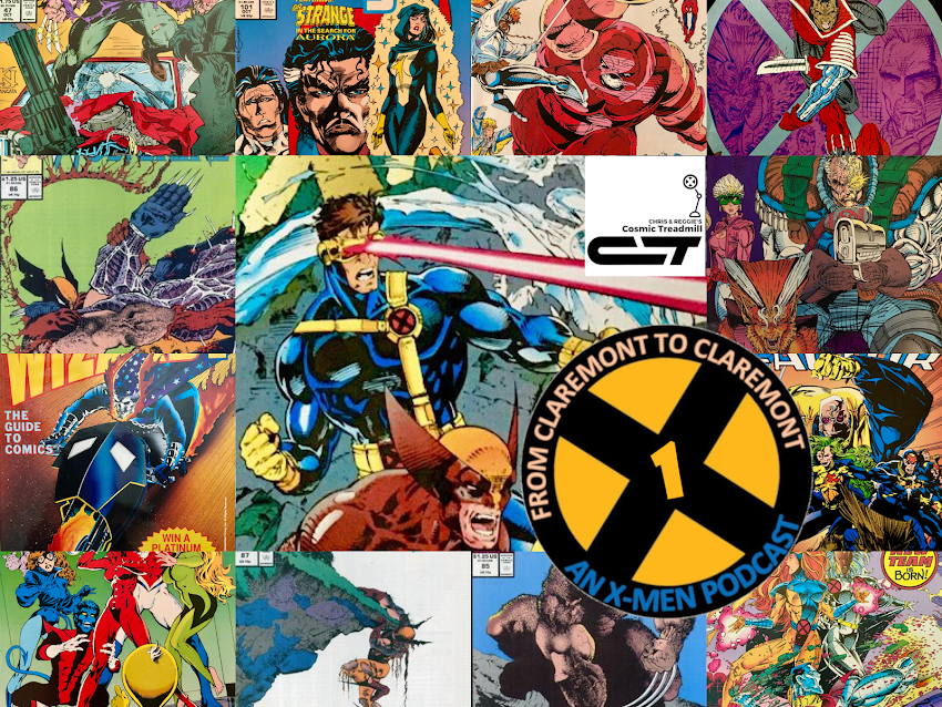 From Claremont to Claremont: An X-Men Podcast, Episode 1 - October, 1991