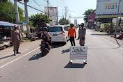 Sukseskan Kampung Sehat II, Tim Ops Yustisi Lotara Tindak Tegas Pelanggar Prokes