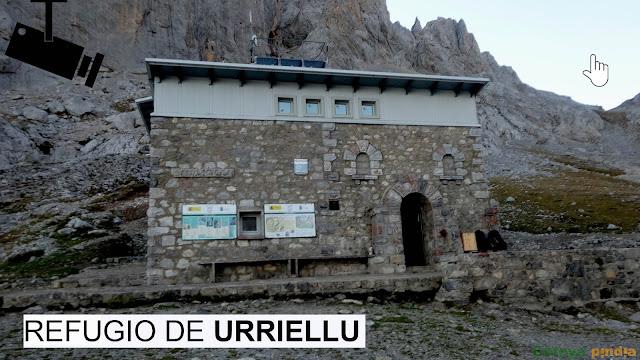 Webcam del Refugio de Urriellu en Picos de Europa