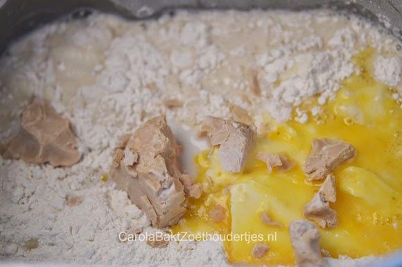 recept Robert van Beckhoven witte bolletjes
