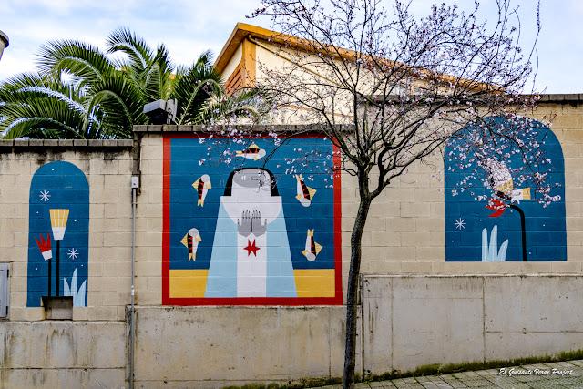 Convento Concepción, peces por Ruth Juan - Bilbao, por El Guisante Verde Project