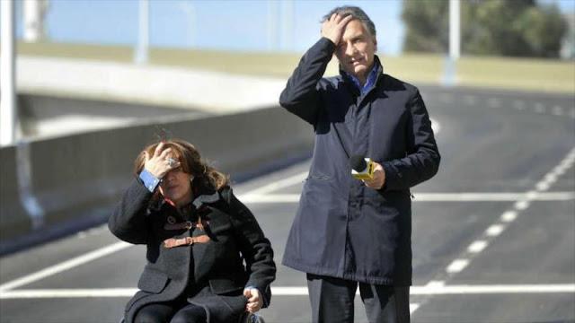 Nuevo escándalo: Denuncian a Macri y su vicepresidenta por fraude