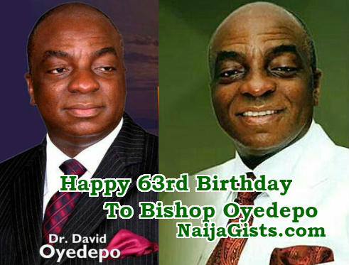 bishop oyedepo 63rd birthday