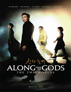 Ver Along with the Gods: The Two Worlds (2017) Gratis Online