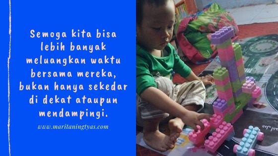 quote of bermain bersama anak