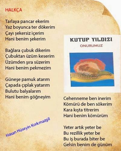 Halkça