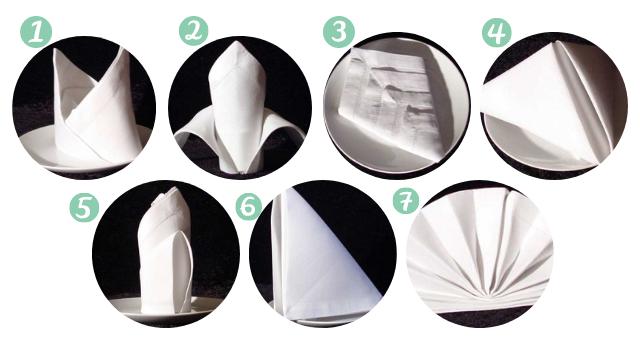 7-Macam-Napkin-Folding-untuk-Menambah-Keindahan-Dining