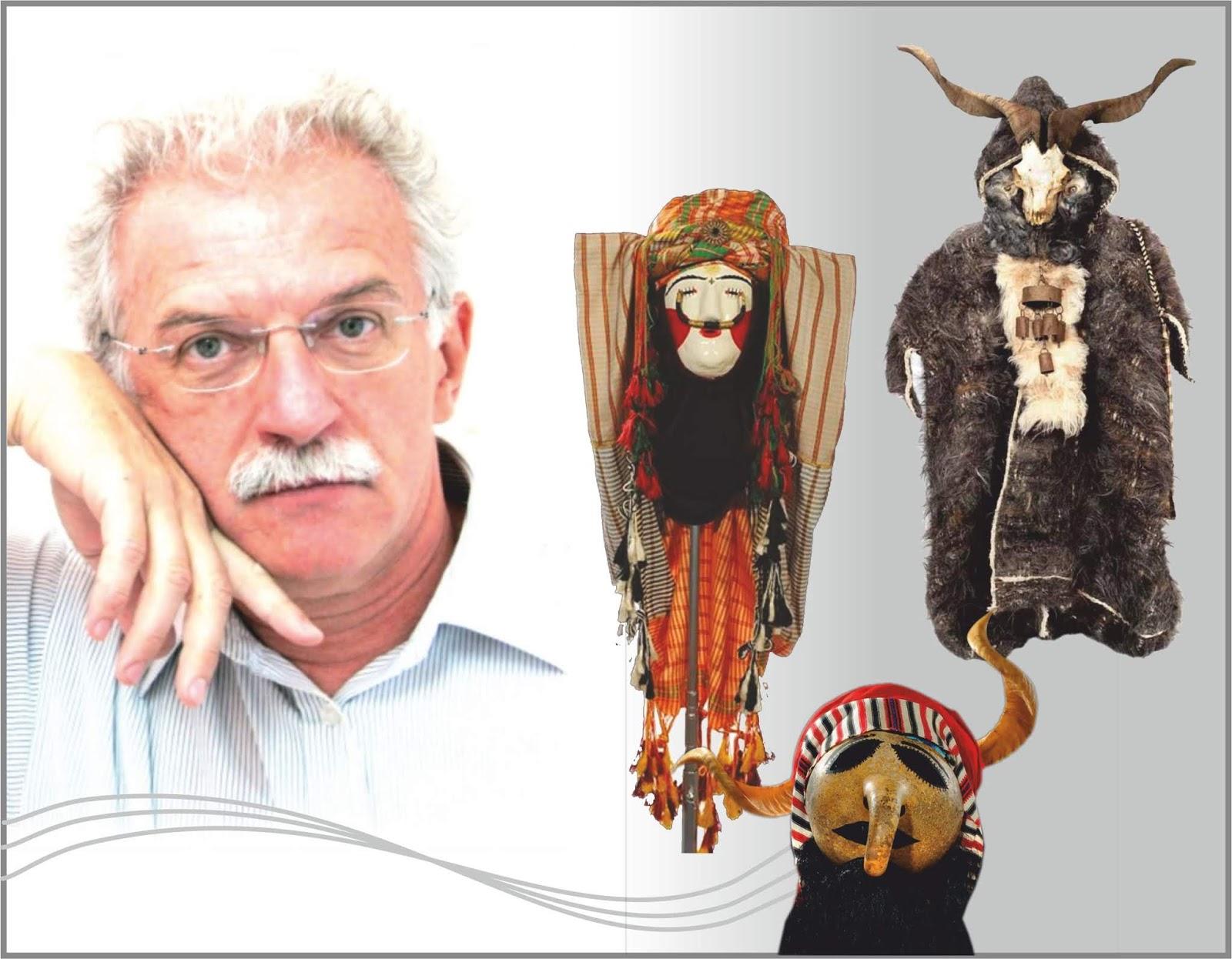 """Οι """"Μάσκες"""" του Γιώργη Μελίκη στη Δημοτική Πινακοθήκη Λάρισας"""