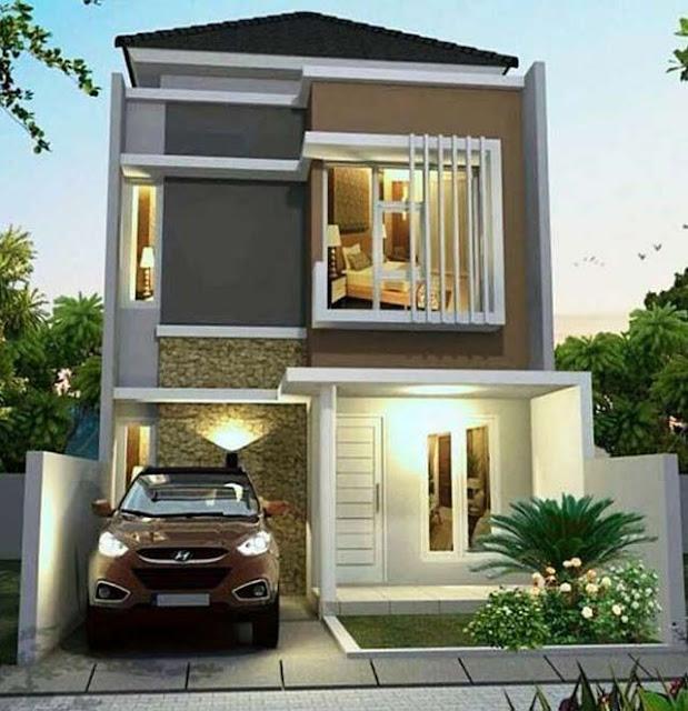 Desain Rumah Minimalis Modern Terbaik Paling Populer Beri Mardiansyah