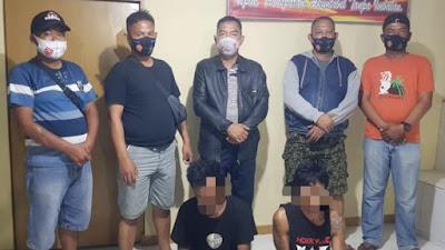 Pelaku Curanmor Berusaha Kabur, Berhasil Dibekuk Polisi