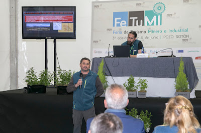 Conferencia del CIM en FETUMI 2018