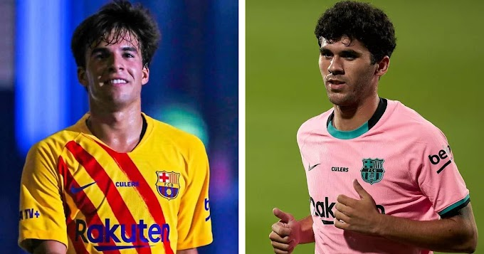 Sergi Roberto backs Puig and Alena follow his example and wait for chance at Barcelona