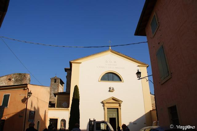 La Chiesa di San Marco Evangelista di Borghetto sul Mincio