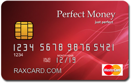 creditcard perfectmoney