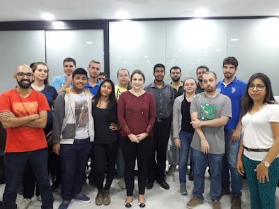 Para Daniela Tank, a PLR valoriza e motiva os profissionais a buscarem novos conhecimentos