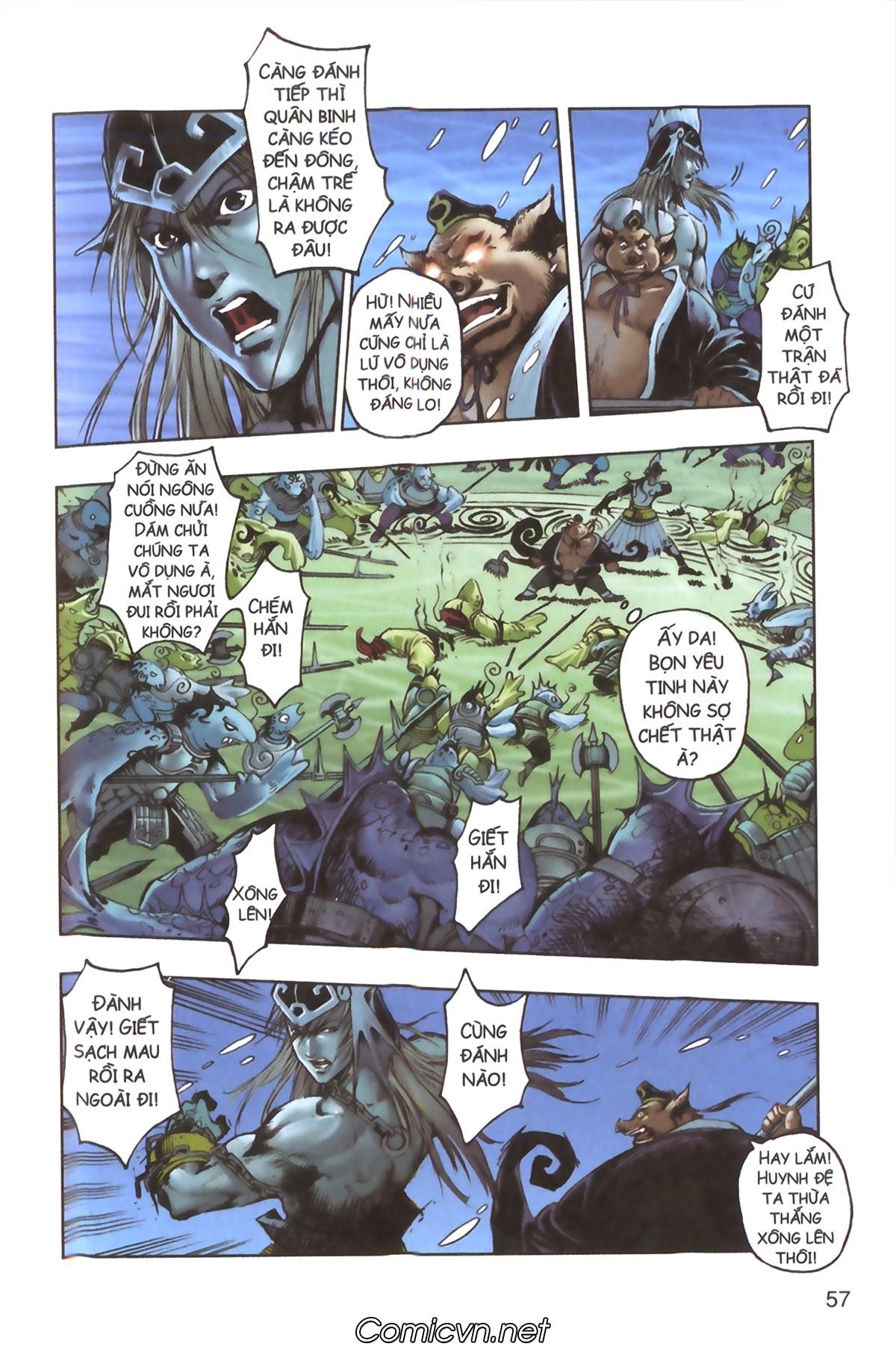 Tây Du Ký màu - Chapter 111 - Pic 17