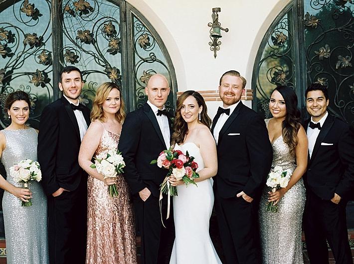 Classic Malibu Wedding At The Adamson House By Matoli