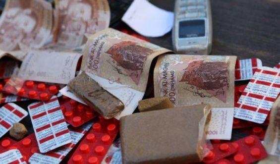 Estos miles de millones de dólares del narcotráfico que Rabat lavó en África.