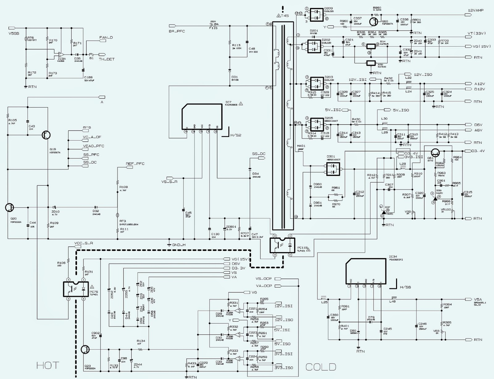 Samsung Power Supply Schematic Diagrams Books Of Wiring Diagram Lcd Tv On Plasma Bn 96 Circuit