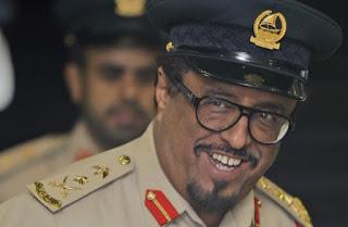 نائب رئيس شرطة دبي رأيت سلطان عُمان الجديد في المنام