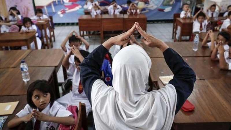 Mulai Tahun 2021 Guru Cuma Bisa Jadi PPPK Bukan PNS