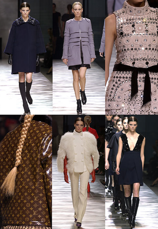 Louis Vuitton by Marc Jacobs FW 2003