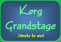 Korg Grandstage Simple to use