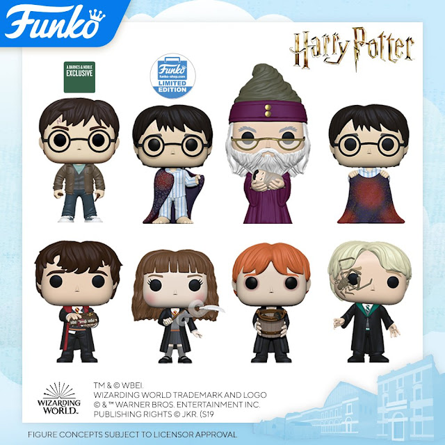 2020 Funko Pop Harry Potter London Toy Fair
