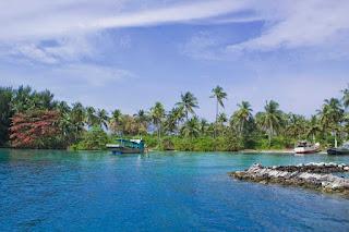 Keindahan Pulau Menjangan
